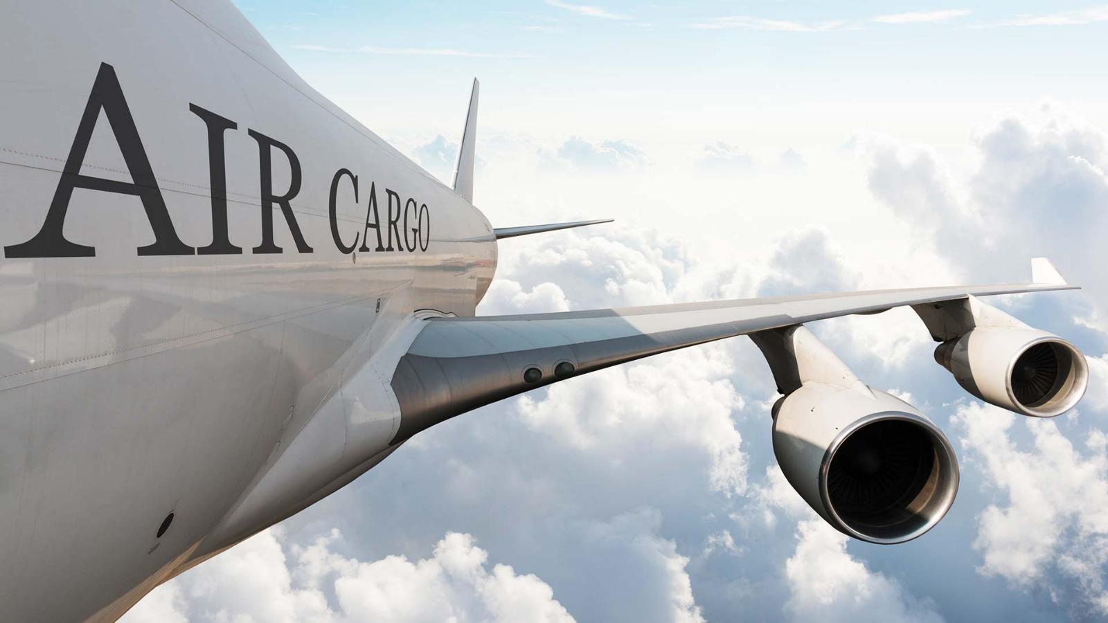 الشحن النقل الجوي تجهيز الوثائق التخزين التعبئة الجمارك الجمرك المطارات
