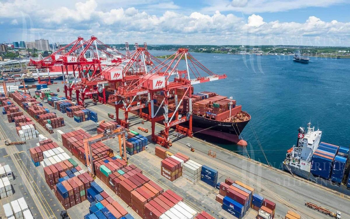 شحن لوجستي نقل تركيا اسطنبول بحري الحاويات كونتينر جزئي FCL LCL